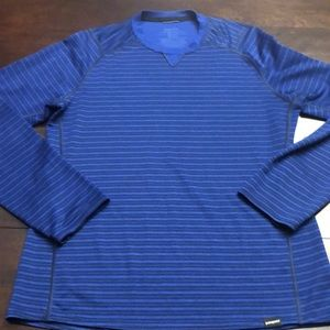 Patagonia men's  shirt.   Fleece lined
